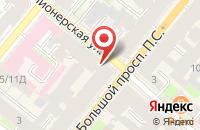 Схема проезда до компании Отделение полиции в Домодедово