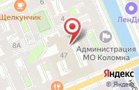 Схема проезда до компании Гип в Санкт-Петербурге