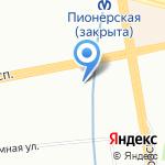 ЛенСпецСМУ-Комфорт на карте Санкт-Петербурга