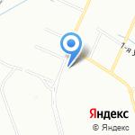 Тужур Абажур на карте Санкт-Петербурга