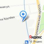 ГидроТехнические Системы на карте Санкт-Петербурга