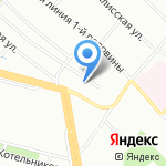 ГарантСтройПроект на карте Санкт-Петербурга