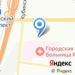 Российская ассоциация спортивных сооружений на карте Санкт-Петербурга