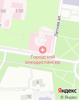 отель на карте
