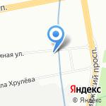 ФорПолимер на карте Санкт-Петербурга