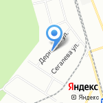 СЭС-Контроль на карте Санкт-Петербурга