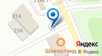 Компания Шиномонтажная мастерская на Приозерском шоссе (Всеволожский район) на карте