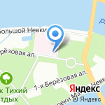 Нью Лайф на карте Санкт-Петербурга