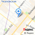 Slk-service.ru на карте Санкт-Петербурга