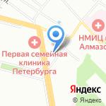 BBS Tour на карте Санкт-Петербурга
