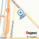 Средняя общеобразовательная школа №510 с углубленным изучением английского языка на карте Санкт-Петербурга