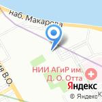 UYUT DOM на карте Санкт-Петербурга
