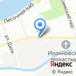 Автоматик на карте Санкт-Петербурга