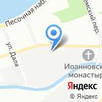 Айпапай на карте Санкт-Петербурга