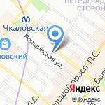 Platilkin на карте Санкт-Петербурга