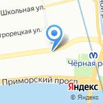 Мастерская бытовых услуг на карте Санкт-Петербурга