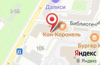 Схема проезда до компании Чистый Звук в Санкт-Петербурге