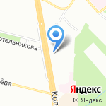 ПО-10 на карте Санкт-Петербурга
