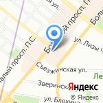 Elfant на карте Санкт-Петербурга