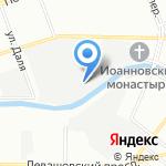 Компьютерный сервис на карте Санкт-Петербурга