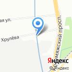 Все для вас на карте Санкт-Петербурга