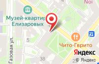 Схема проезда до компании Премьера в Ялуторовске