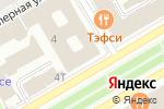 Схема проезда до компании Территориальная организация Росхимпрофсоюза по г. Санкт-Петербургу и Ленинградской области в Санкт-Петербурге