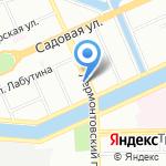 Дарко Трейдер на карте Санкт-Петербурга