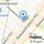 ОЛЛФАРМ-ПЛЮС на карте Санкт-Петербурга