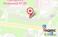 Схема проезда до компании Промышленная Электроника в Санкт-Петербурге