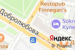 Схема проезда до компании Coffee time в Санкт-Петербурге