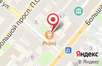 Схема проезда до компании Созвездие в Кировске