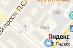 Схема проезда до компании Welcome в Санкт-Петербурге