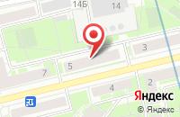 Схема проезда до компании Экоград-Обухово в Обухово