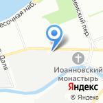Счастливая страна на карте Санкт-Петербурга