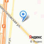 Шансик на карте Санкт-Петербурга