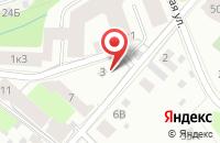 Схема проезда до компании Агни в Волжске