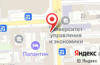 Схема проезда до компании Спектр в Санкт-Петербурге