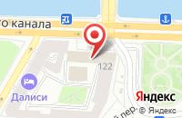 Схема проезда до компании Грин Медиа в Санкт-Петербурге