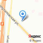 Живая Вода на карте Санкт-Петербурга