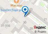 Медицинский центр на Лахтинской на карте