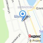 Капитолина Опт на карте Санкт-Петербурга