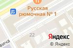 Схема проезда до компании Музейные технологии в Санкт-Петербурге