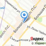 Gerard Darel на карте Санкт-Петербурга