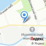 Дженерал Оптикс на карте Санкт-Петербурга