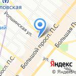 Штукатуров.рф на карте Санкт-Петербурга
