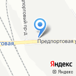 Транс-Вектор на карте Санкт-Петербурга