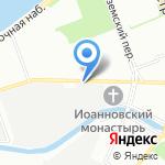 Shake City на карте Санкт-Петербурга