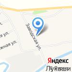 Свадебное ателье на карте Санкт-Петербурга