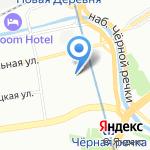 Ермак-Грузчики на карте Санкт-Петербурга